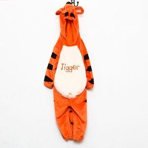 Disney Baby Halloween Costume Tigger 18 Mos Orange